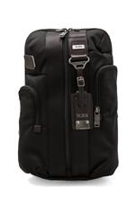 Alpha Bravo Monterey Sling Backpack in Hickory