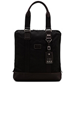 Alpha Bravo Beaufort Tote in Hickory