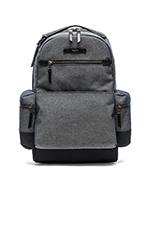 Dalston Massie Backpack in Masonry Grey