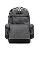 Dalston Massie Backpack in Masonry Grey