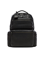 Beacon Hill Revere Brief Pack in Black