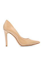 Kain Patent Leather Heel in Nude