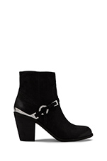 Gregger Bootie in Black