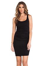 Gauzy Whisper Melody Dress in Black