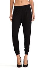 Slinky Rayon Landa Pants in Black