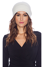 Thermal Beanie in Winter White