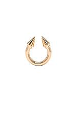 Titan Ring in Rosegold