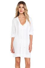 Catarina Tunic in Solid White