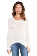 Reese Pullover in Bique