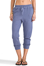 Slouchy Sweatpant in Kite