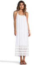Cameron Dress in Feather
