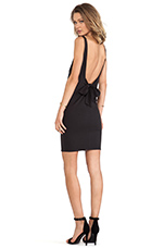 Daria Dress in Black