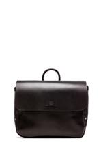 Douglas Postal Bag in Black