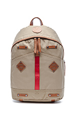Give Will Backpack in Khaki