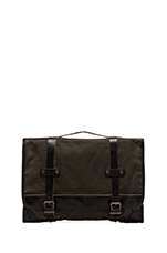 The Messenger in Olive