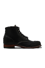 1000 Mile Addison Wingtip Boot in Black