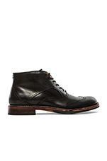 1000 Mile Wesley Wingtip Chukka in Black