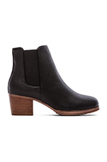Liberty Tuscany Leather Boot in Black