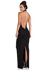 Benette Maxi Dress in Black