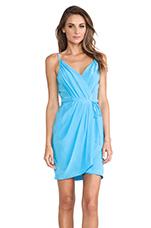 Jayne Dress in Maui Blue