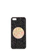 Jupiter iPhone 5 Case in Glitter
