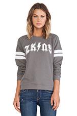 ZKNY Sweatshirt in Castle Rock