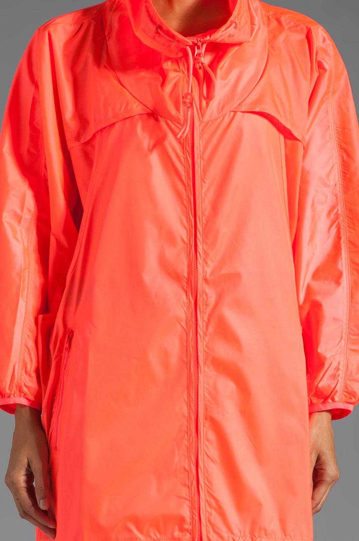 adidas by Stella McCartney Long Jacket in Turbo