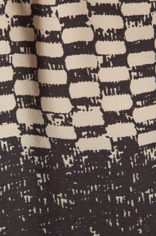 Akiko Tank Dress in Abacus Print