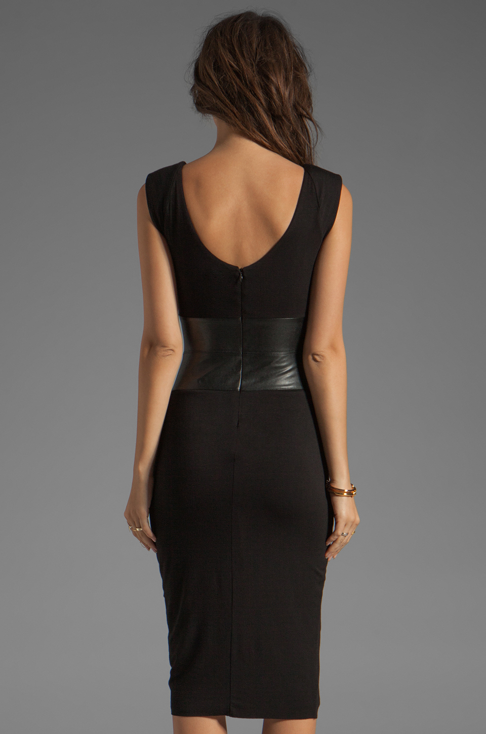 Bailey 44 Aerodynamic Dress in Black