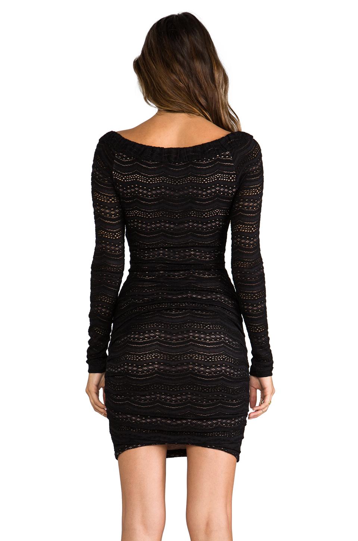 BCBGMAXAZRIA Halle Dress in Black