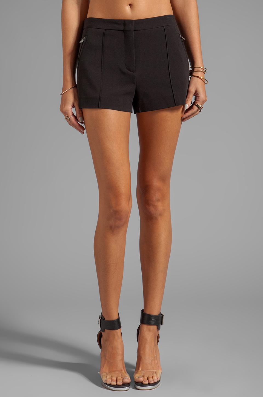 BCBGMAXAZRIA Shorts in Black
