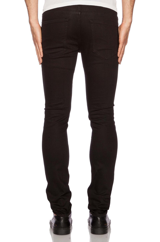 BLK DNM Jeans 25 in Ludlow Black