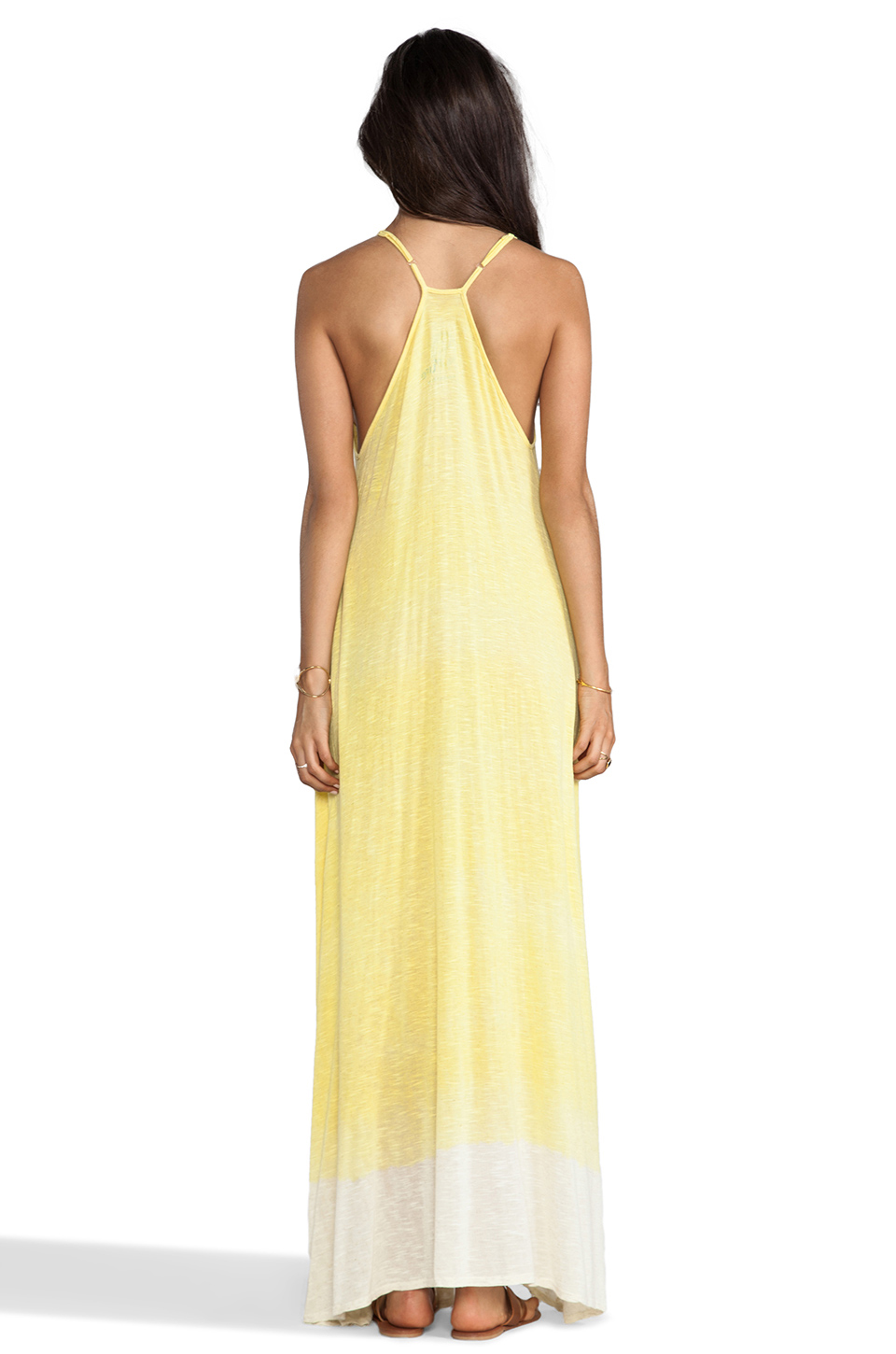 Blue Life Pharoah Long Dress in Sunfade