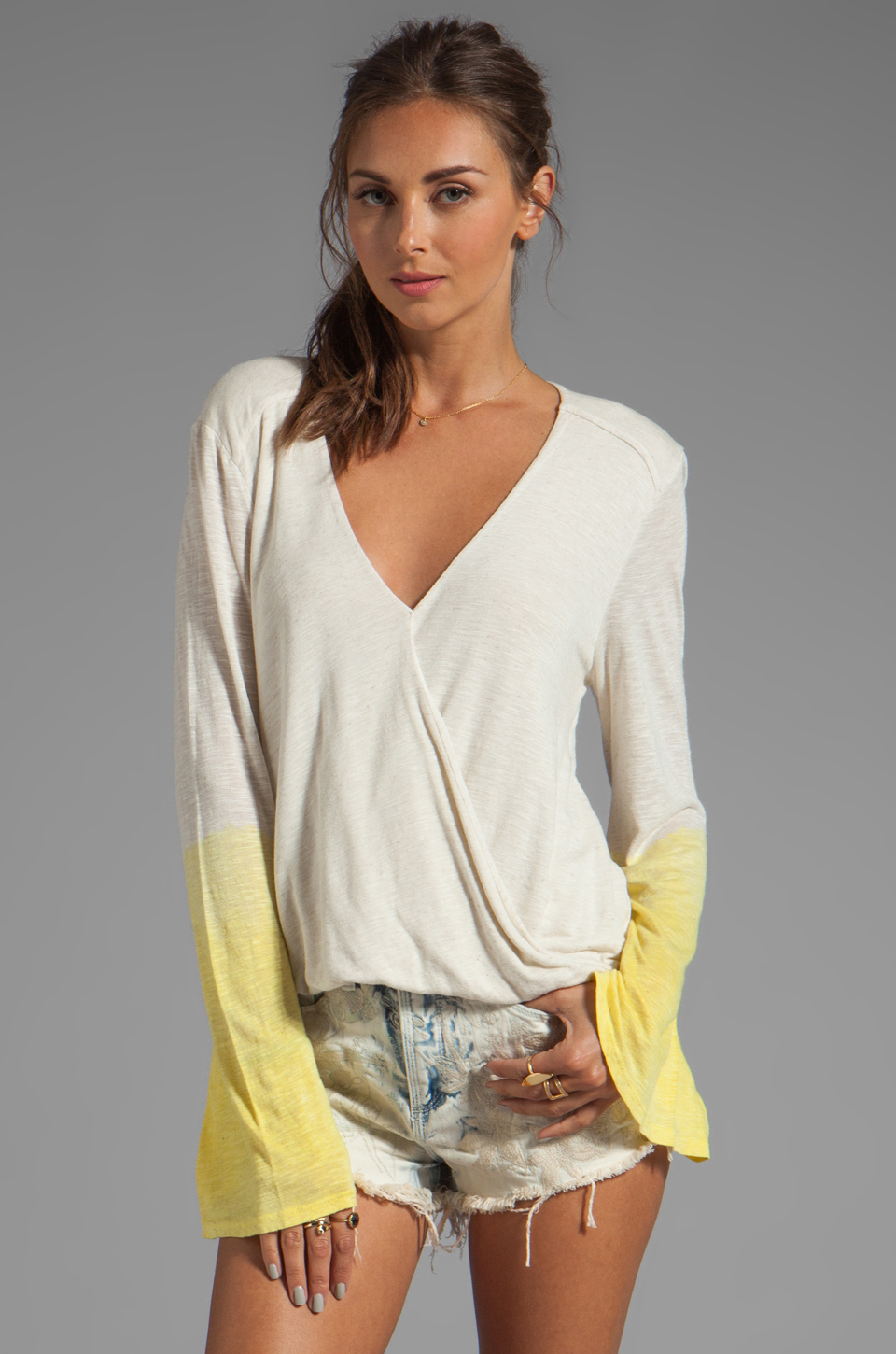 Blue Life Hayley Blouse in Sunfade