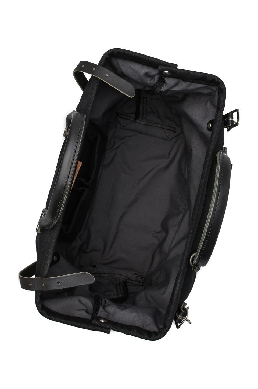 Billykirk No. 165 Medium Carryall in Black