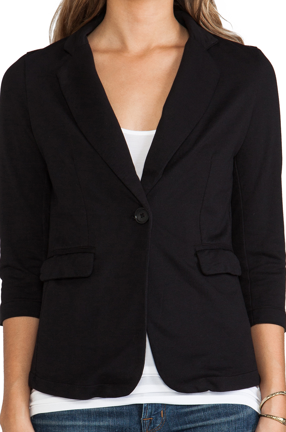 Bobi Blazer in Black