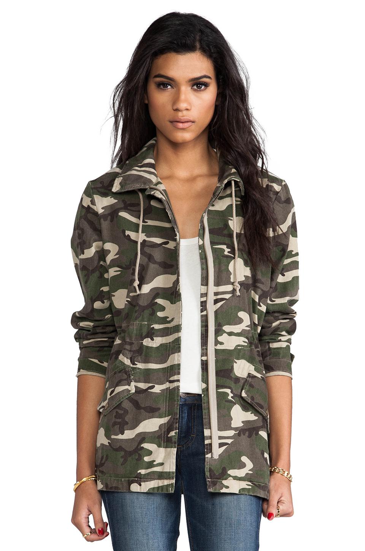 Bobi Military Jacket in Army