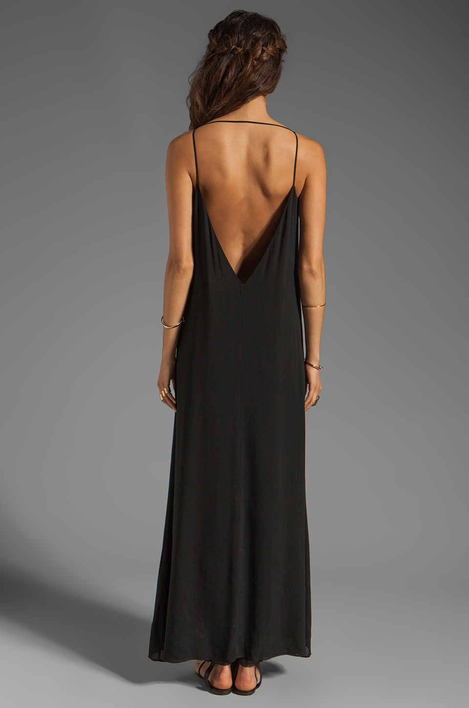 Boulee Isabella Maxi in Black