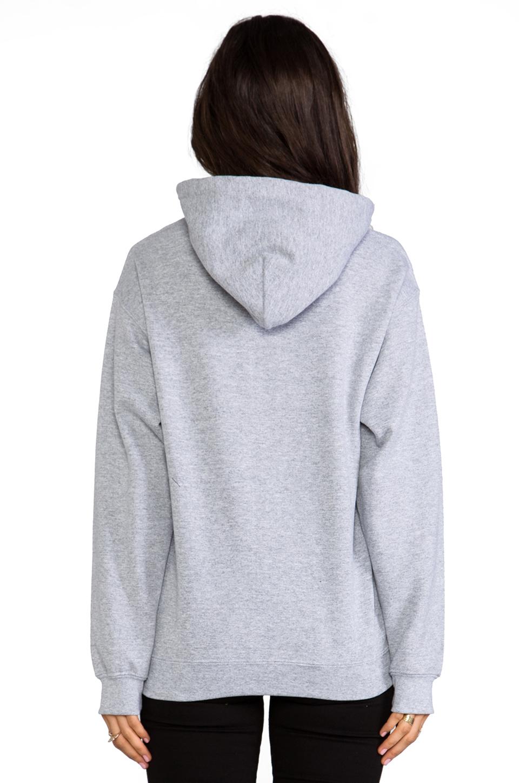 Brian Lichtenberg Homies Hoodie in Grey/Black