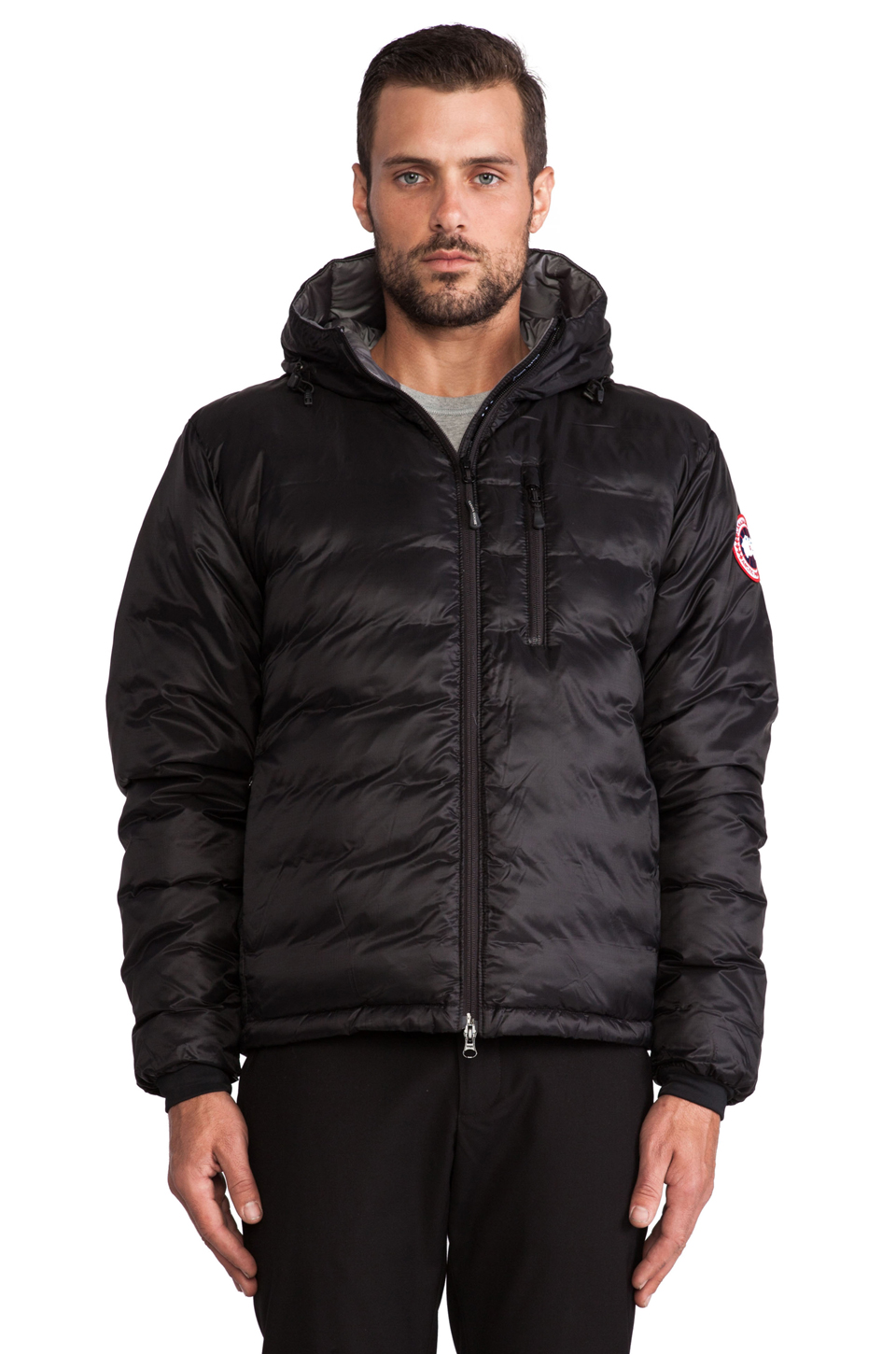 lodge men Buy the canada goose lodge down jacket online or shop all from backcountrycom.