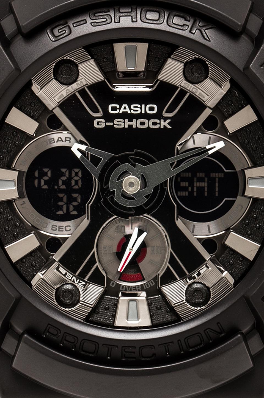 G-Shock Big Combi w/ Metal Accents in Black