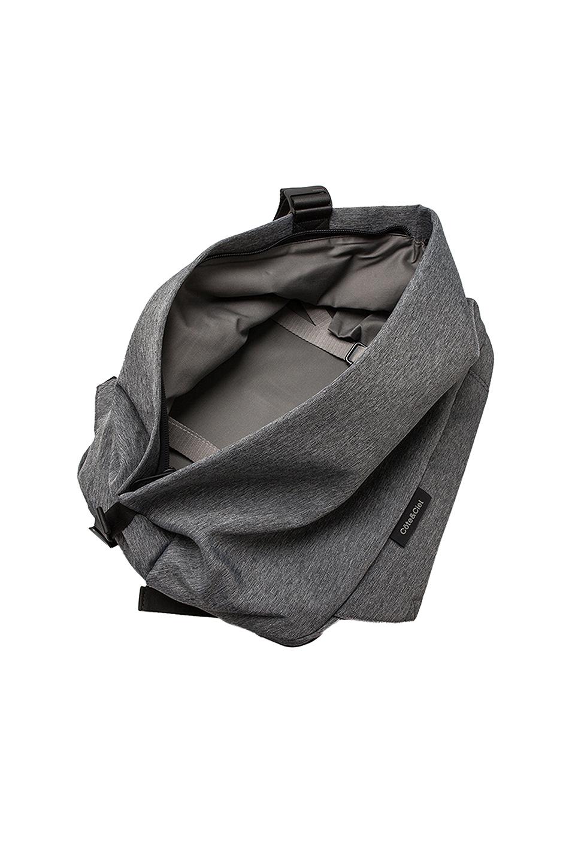 Cote & Ciel Isar Rucksack in Black Melange