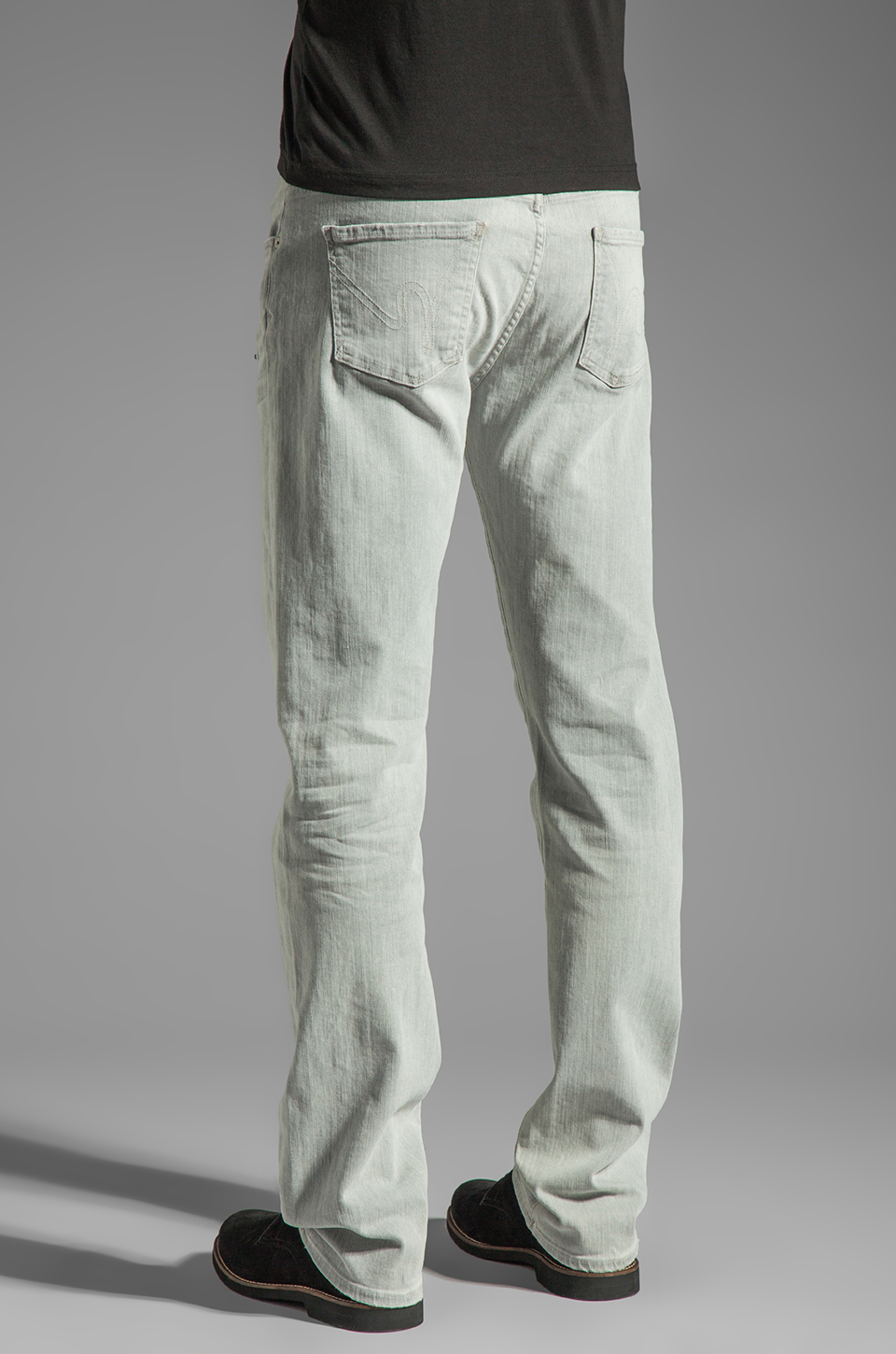 Citizens of Humanity Core Slim in Clay