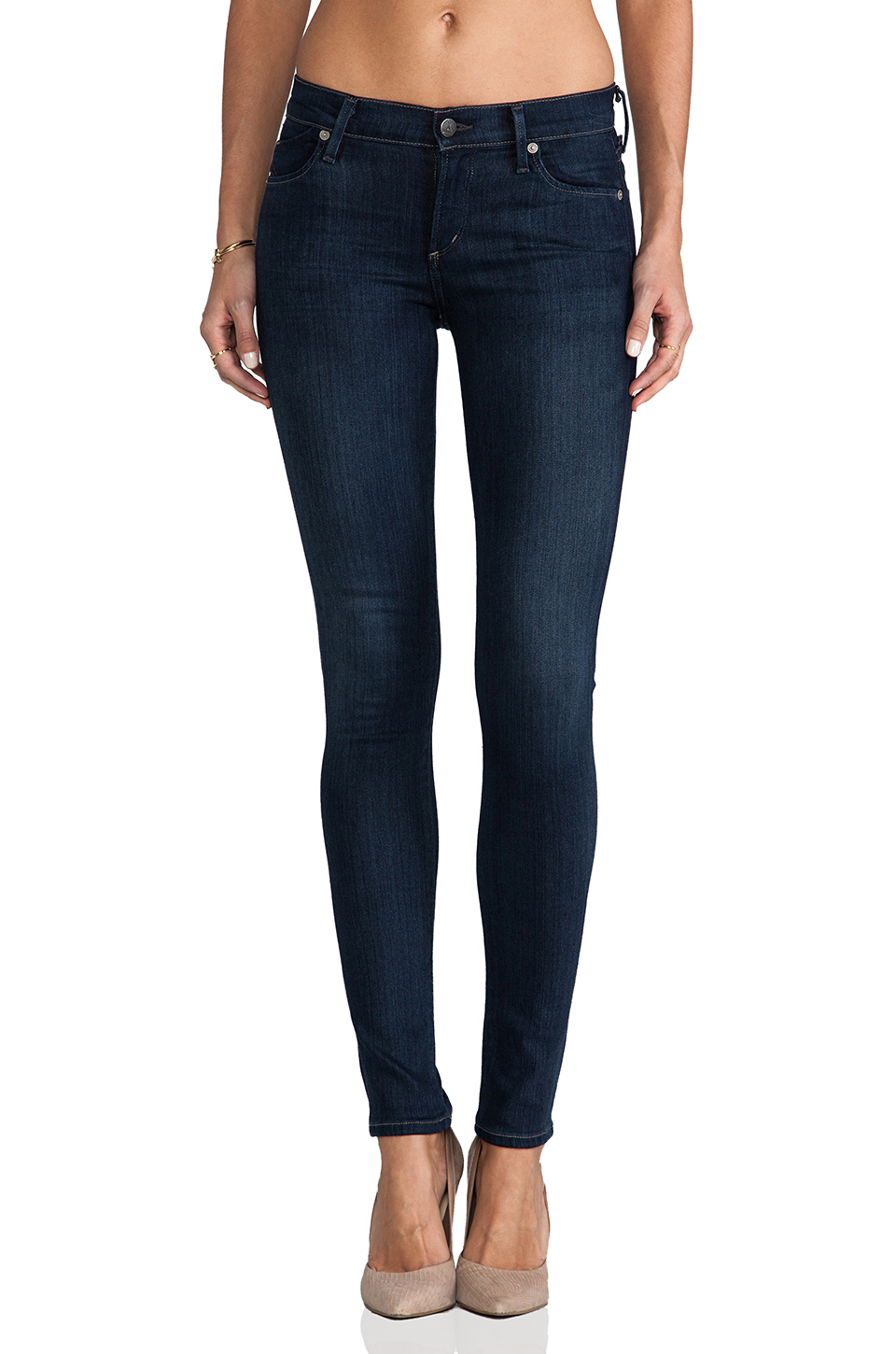 Citizens of Humanity Avedon Skinny Leg in Royal