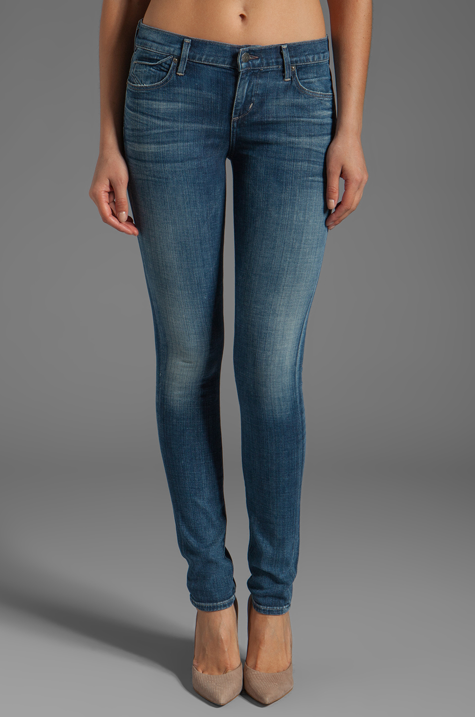 Citizens of Humanity Avedon Ultra Skinny in Wedgewood