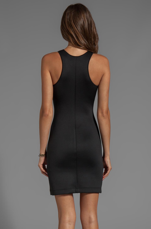 Clover Canyon Neoprene Dress in Black