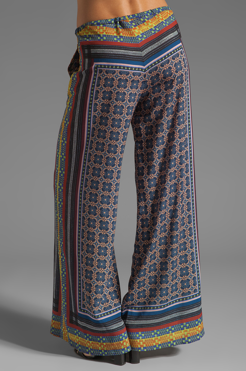 Clover Canyon Mission Tiles Pant in Multi