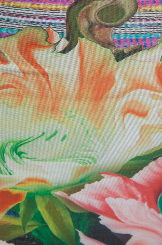 Clover Canyon Liquid Flower Bikini in Multi