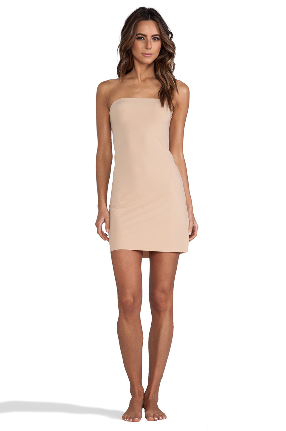 Commando Strapless Slip in True Nude