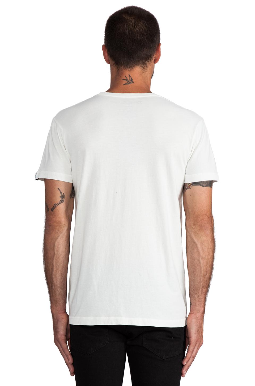 Deus Ex Machina Helmet Lang Tee in White